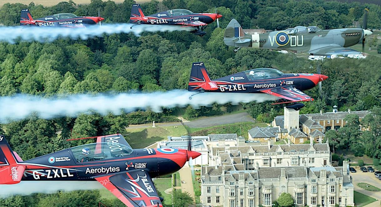 International Model Air Show - Weston Park
