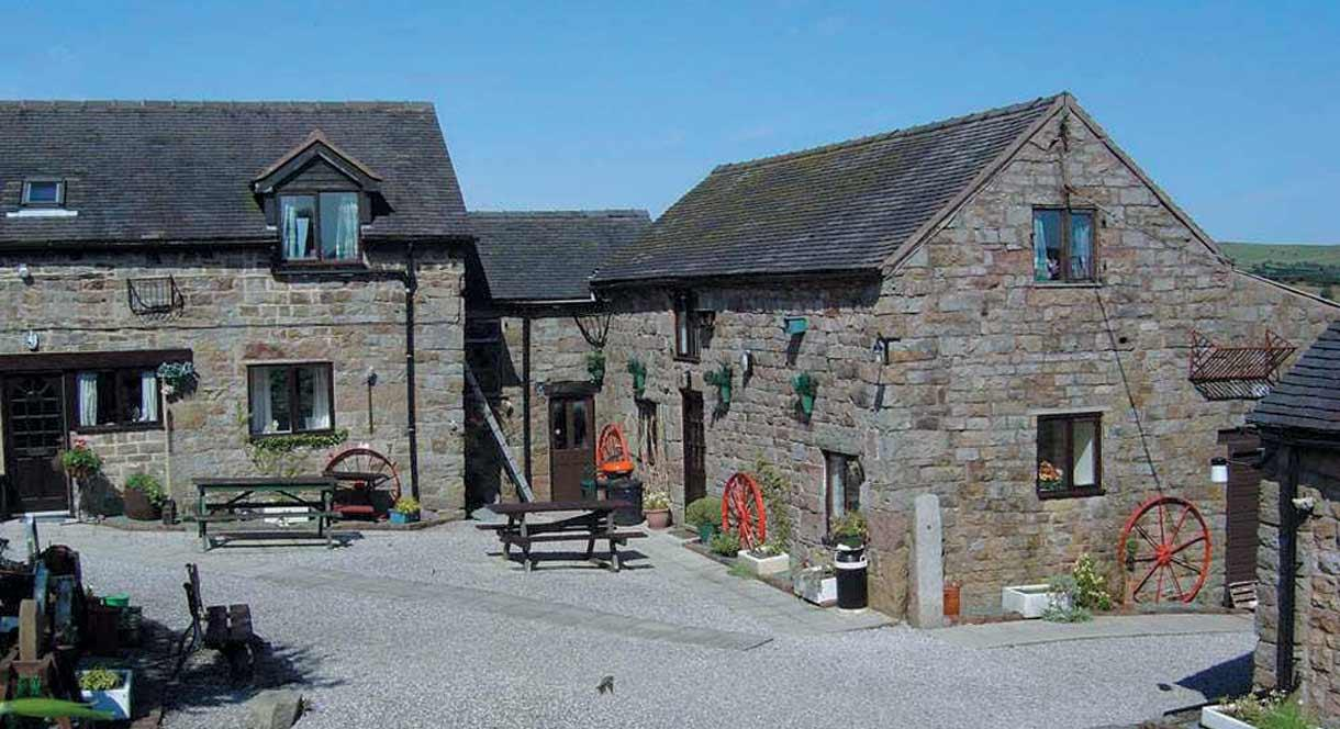 Broomyshaw Country Cottages