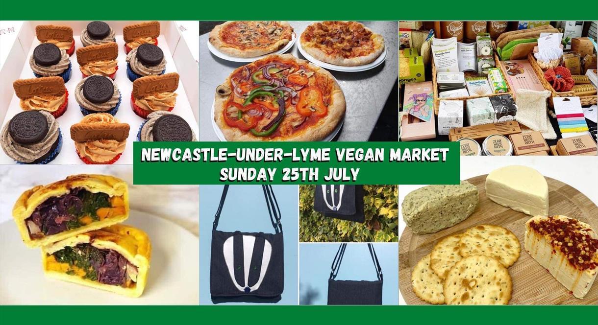 Newcastle-under-Lyme Vegan Market