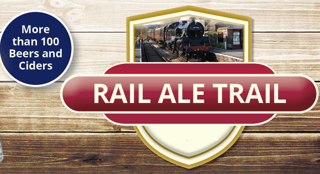 Rail Ale Trail at Churnet Valley Railway