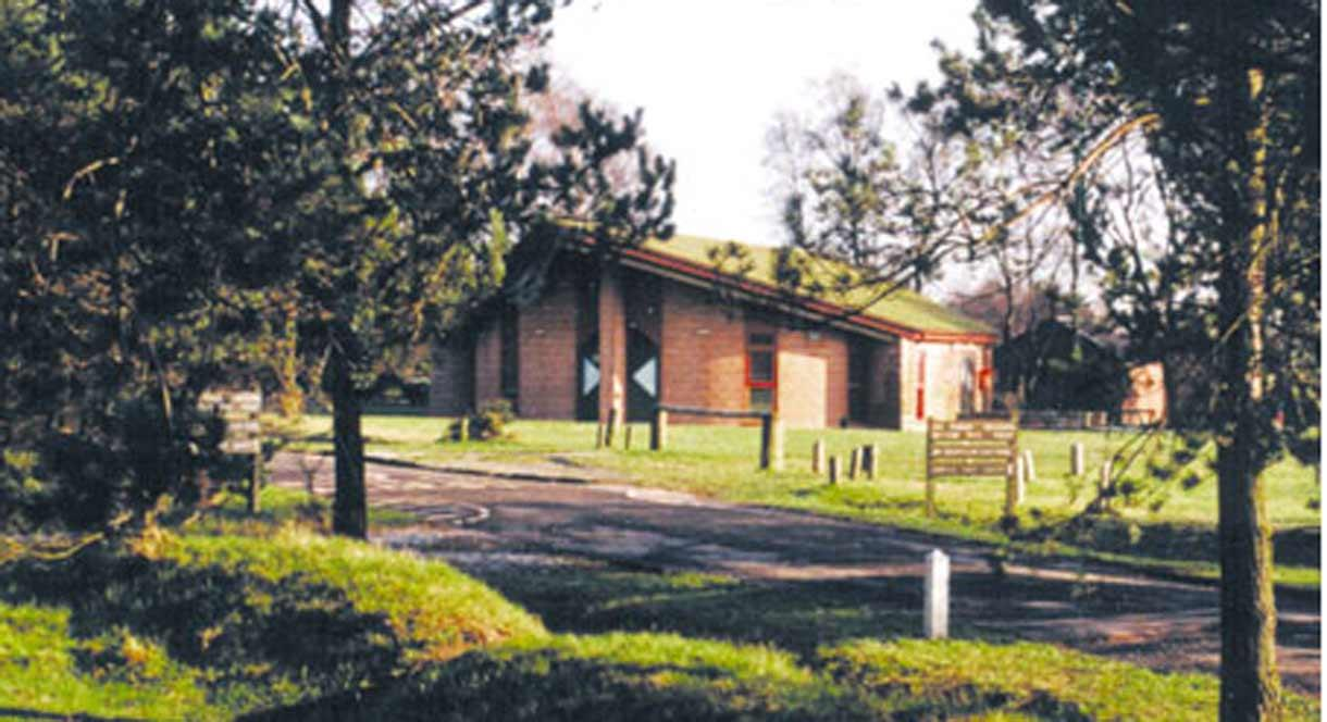 Cannock Chase Visitor Centre