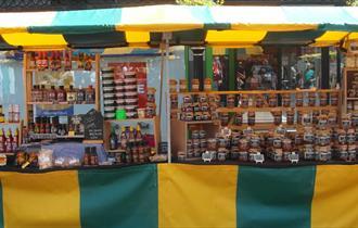 Cannock Street Market