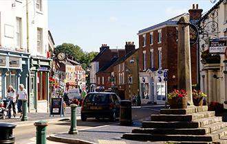 High Street, Cheadle, Staffordshire