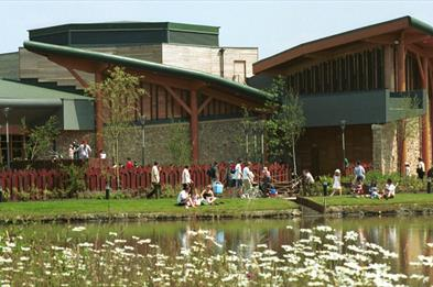 Conkers Discovery Centre