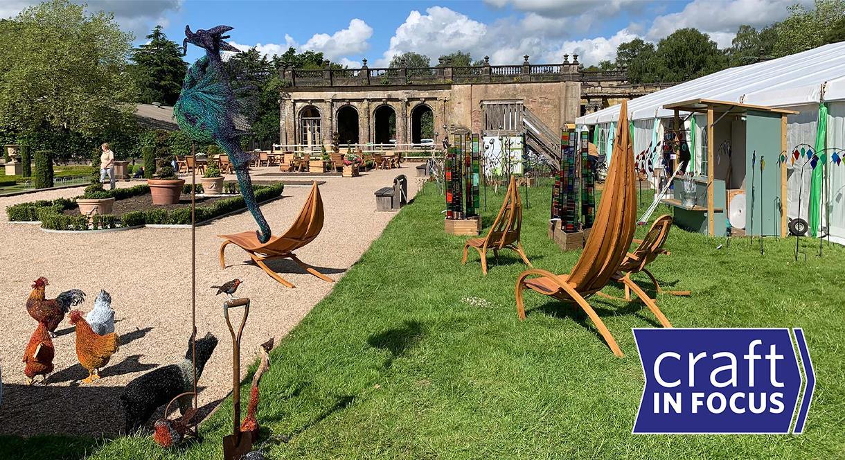 Craft In Focus at Trentham Gardens