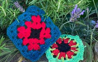Crochet Poppy Class