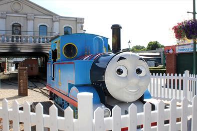 Thomas the Tank Engine's home