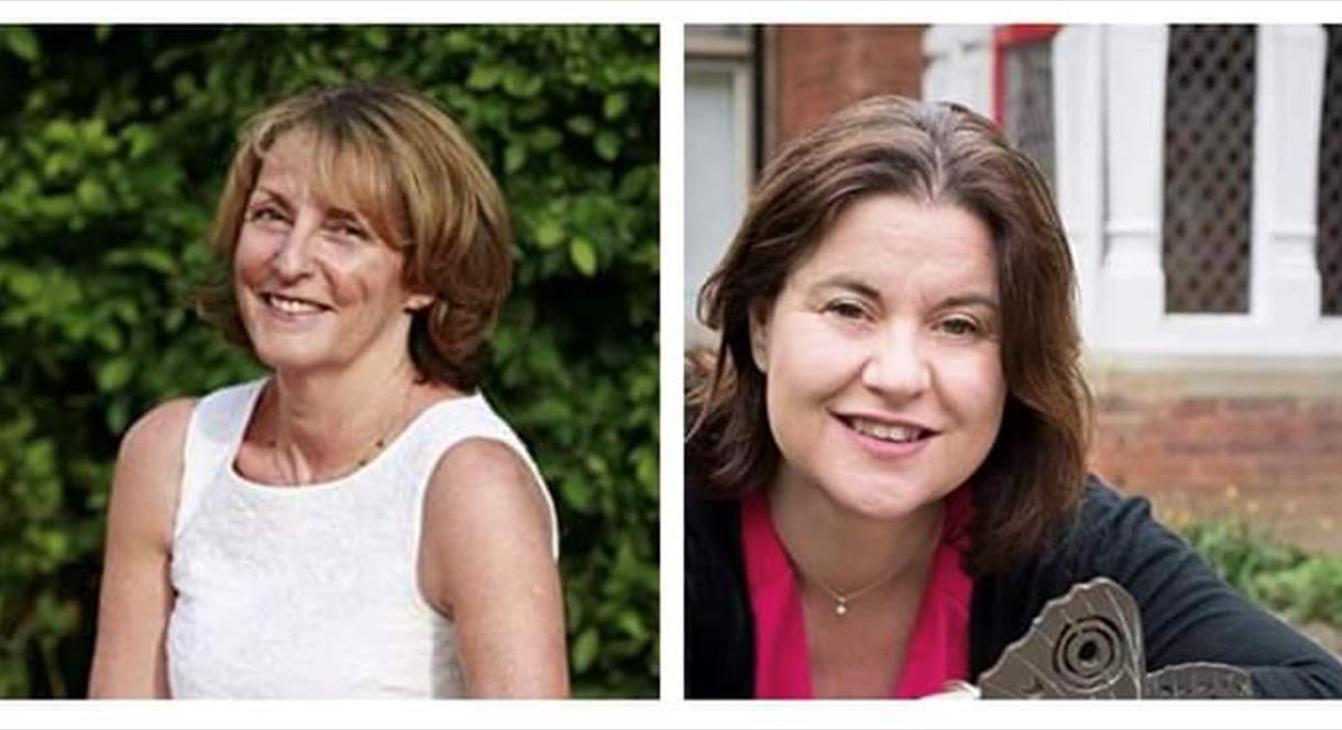 Meet the Author - Jules Wake & Donna Ashcroft