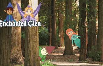 The Enchanted Glen Trail
