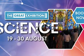 The Great Exhibition 2021: Science at Lichfield Cathedral