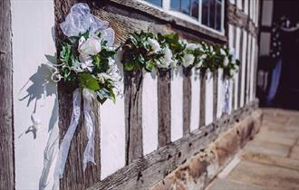 Weddings at Ford Green Hall