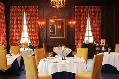 The Four Season Restaurant