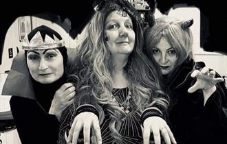 Halloween Horrors Holiday Workshop