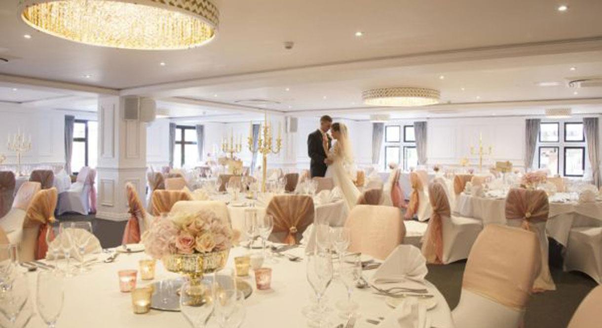Weddings at Hoar Cross Hall