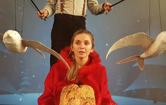 Folksy Theatre presents Little Red and the Big Bad Wolf