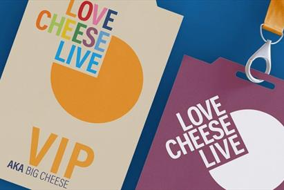 Love Cheese Live comes to Staffordshire Oct 2021