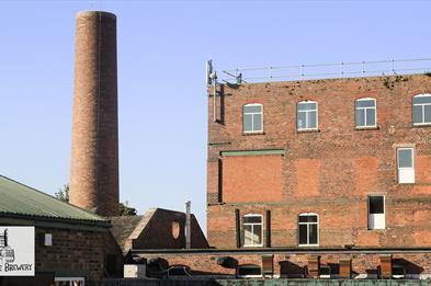 Lymestone Brewery Building