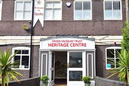 Spode Museum Trust Heritage Centre