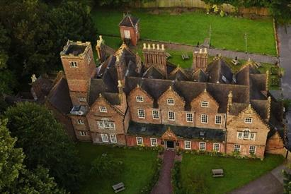 Moat House – Tamworth's Stately Home