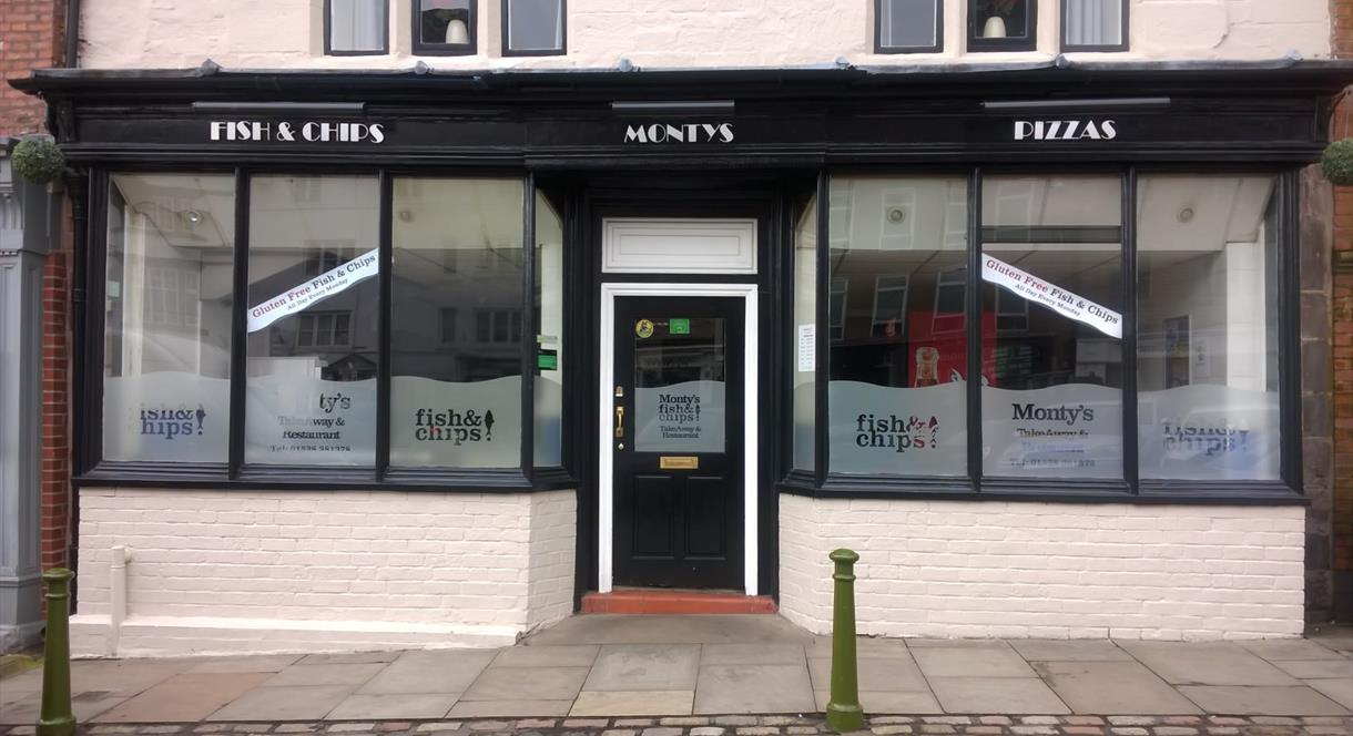 Monty's Fish & Chips