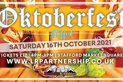 Oktoberfest Stafford