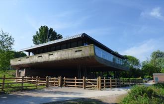 Westport Lake Visitor Centre