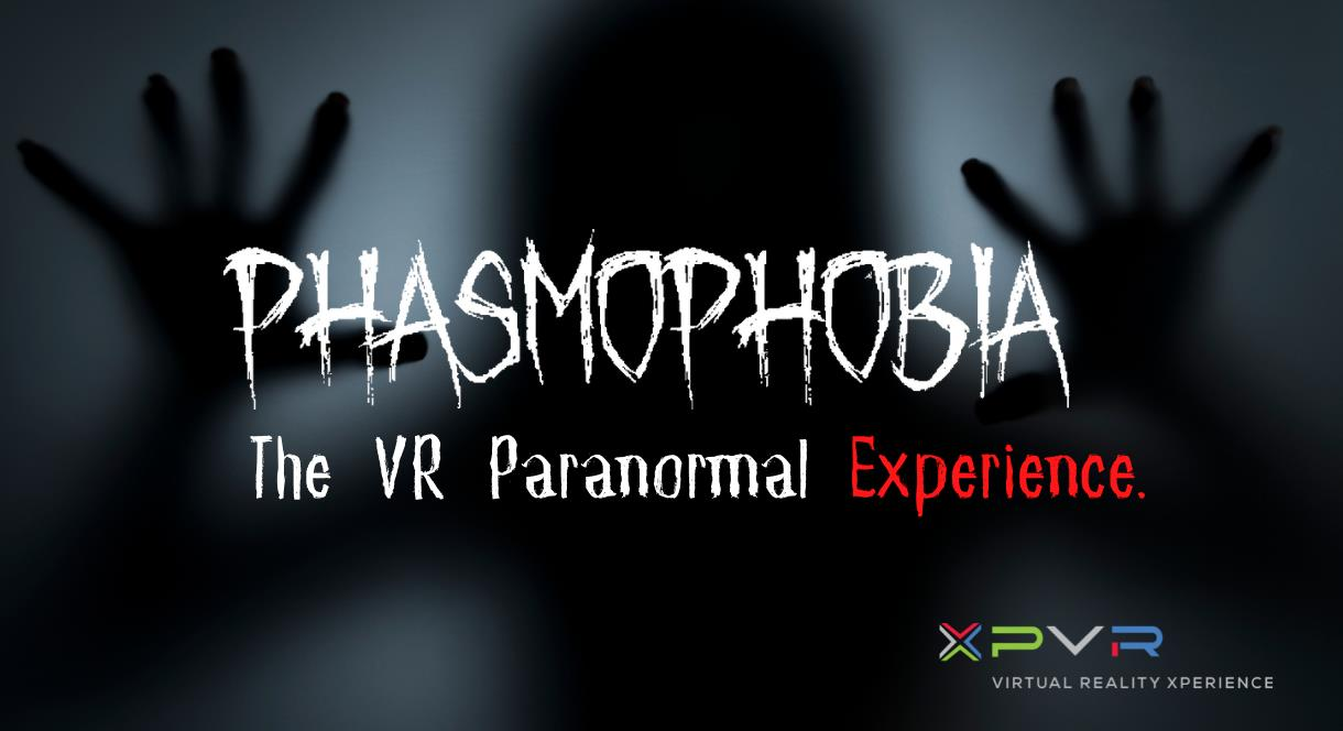 Phasmophobia VR paranormal experience