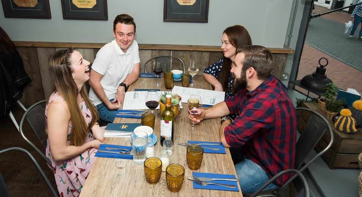 Poms Kitchen - a place for friends