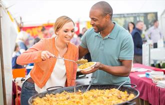 Tantalise your tastebuds at the Stone Food and Drink Festival.