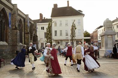 Celebrating Samuel Johnson