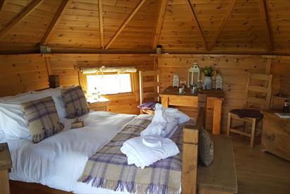 Bilberry Yurt