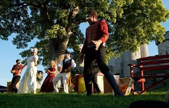 Folksy Theatre presents 'The Tempest' outdoor theatre
