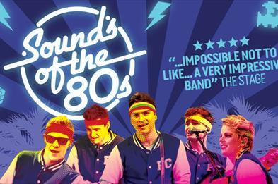 Sounds of the 80's with The Zoots at Adventure Farm, Staffordshire