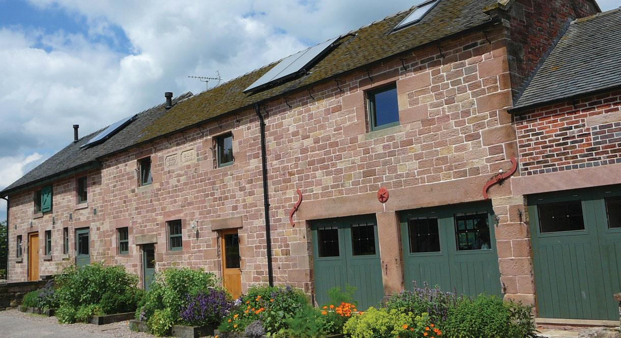 Troutsdale Cottages