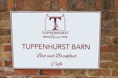 Tuppenhurst Barn Cafe