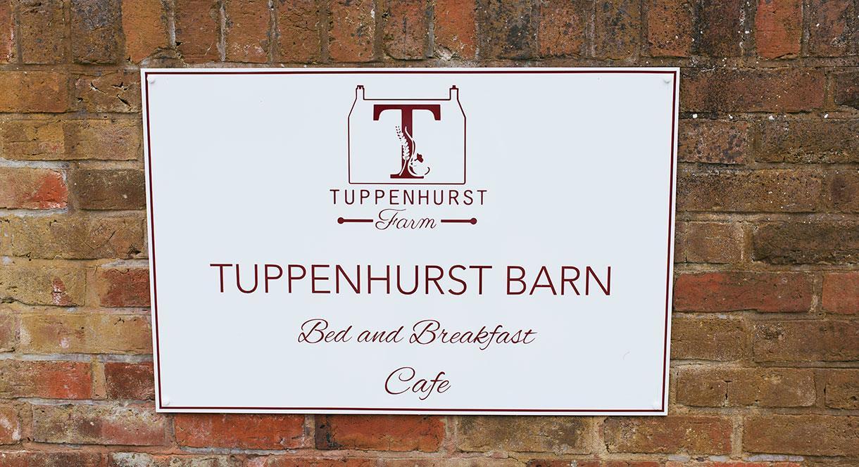 Tuppenhurst Barn B&B