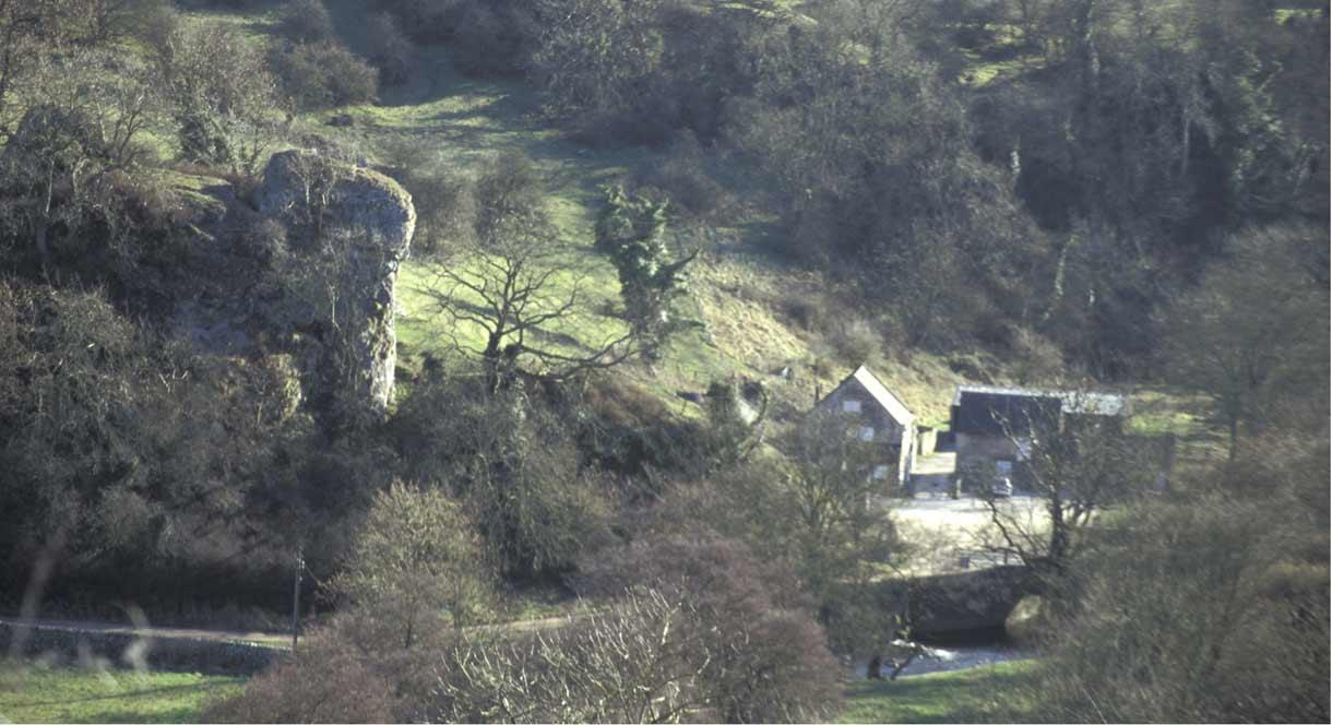 Wetton Mill and the Manifold Valley