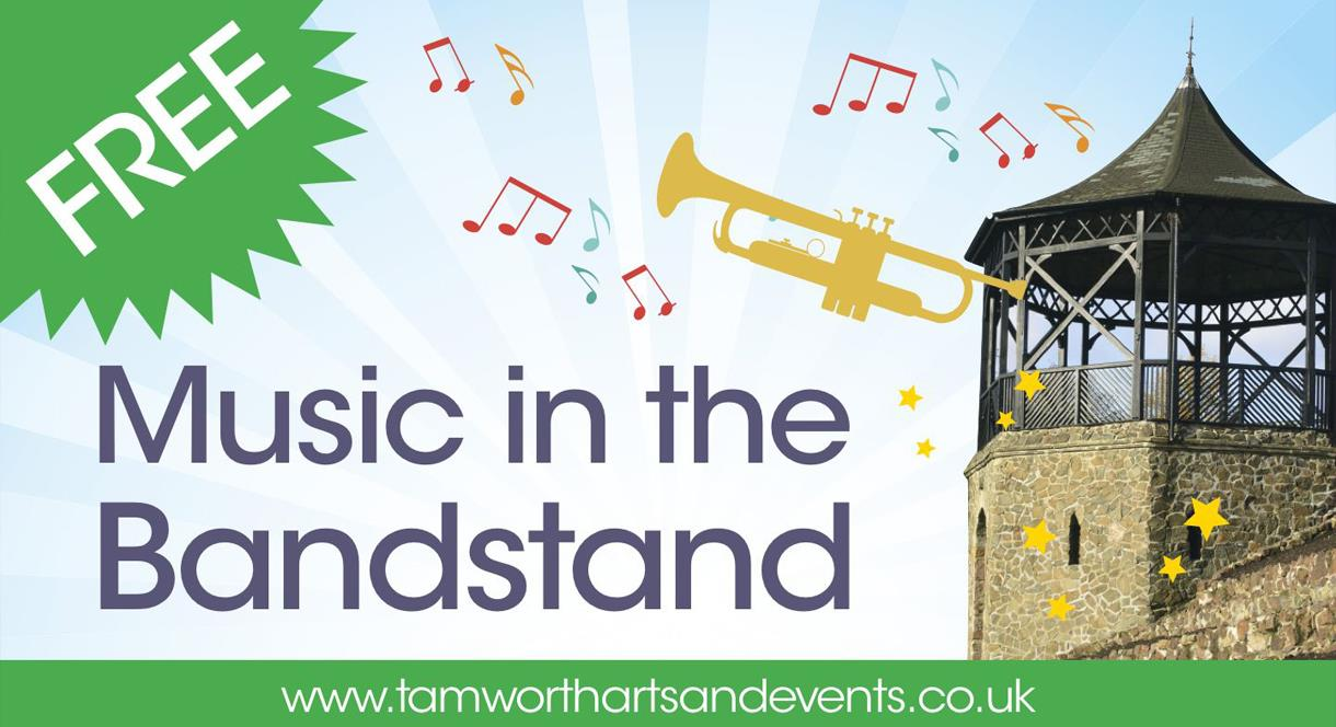 Tamworth Arts & Events Free Music at the Bandstand