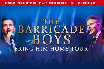 Tamworth Assembly Rooms Presents The Barricade Boys!