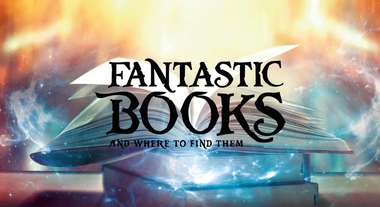 Fantastic Books and Where to Find Them - Exhibition