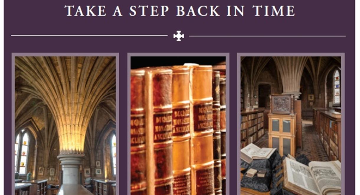 Library Tours at Lichfield Cathedral