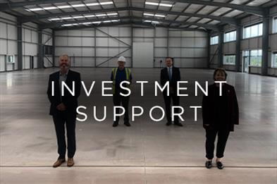 Thumbnail for Investment Support