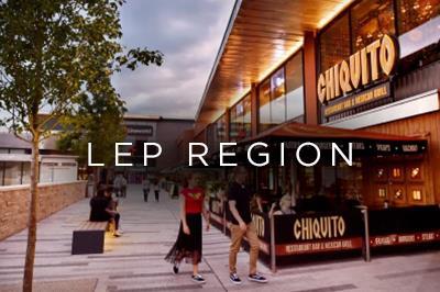 LEP Region