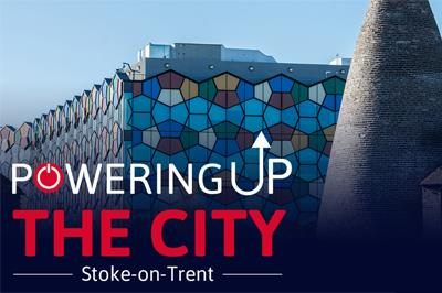 Why Stoke-on-Trent?