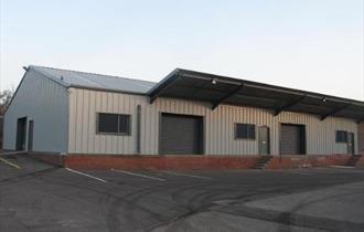 units at Four ashes enterprise centre