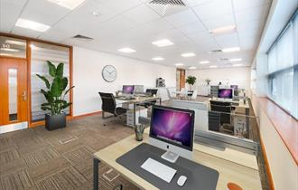 office space Centrix Keys Business Village