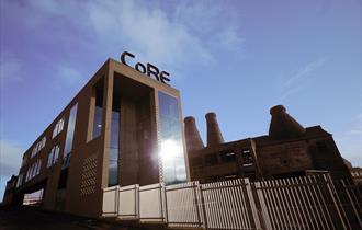 CoRE external building