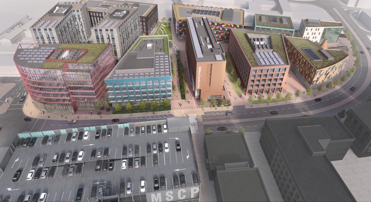 Smithfield Development