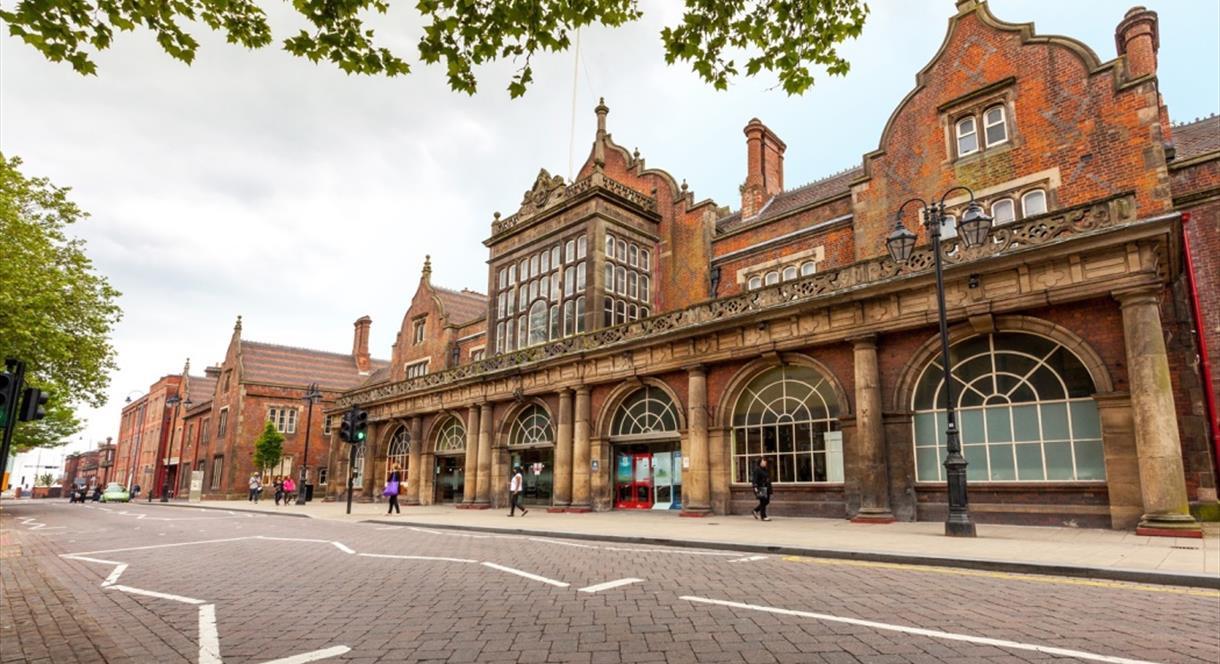 Image of Stoke Station