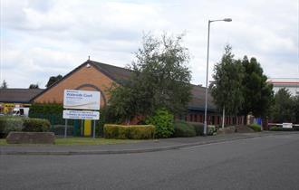Waterside Court Entrance